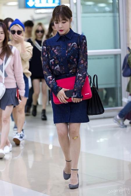 innovative design 28387 91cc9 少女時代ティファニーの可愛い私服画像を集めてみた! | K-Channel