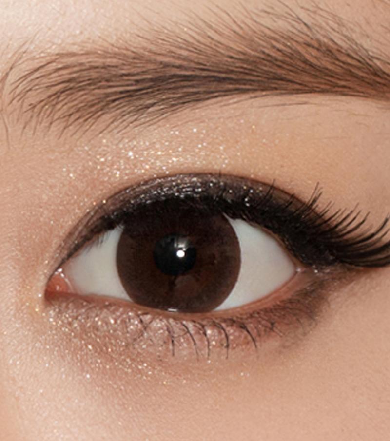 カラコン使用時の眼