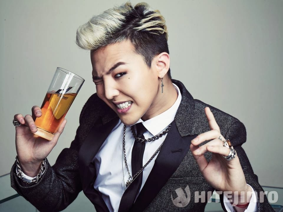 G Dragon 2013 Photoshoot BIGBANGジードラゴ...