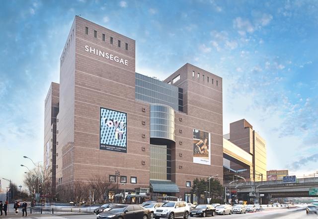 新世界百貨店江南