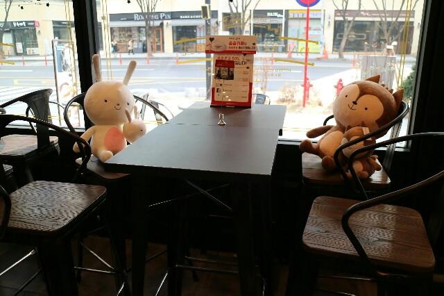 dal.komm COFFEE 松島セントラルパーク店