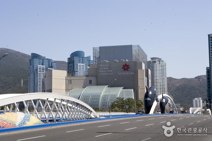 新世界百貨店センタムシティ
