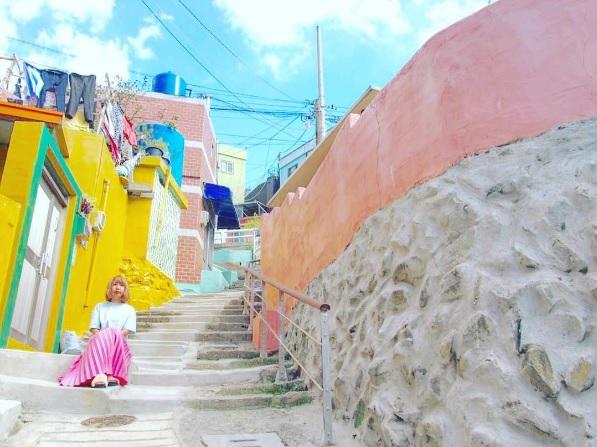 カムチョン文化村