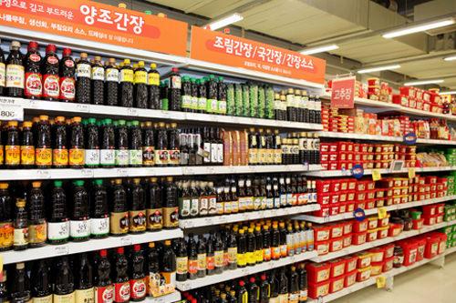 韓国調味料