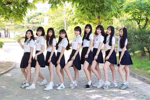 韓国高校生