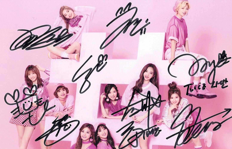 Twice signature