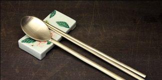 韓国スプーンとお箸