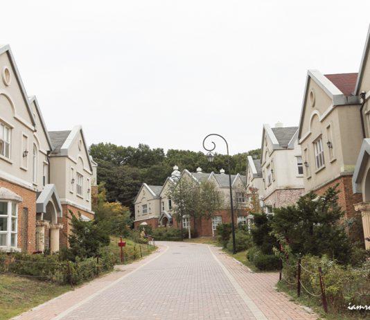 韓国の英語村