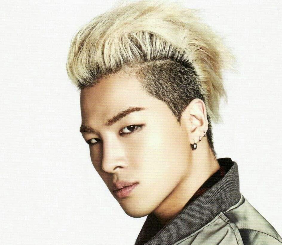 斬新なツーブロックがポイント!BIGBANG・SOLの髪型をチェック