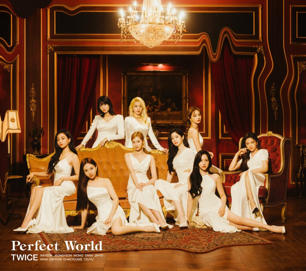 TWICE Perfectworld